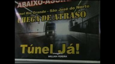 Empresários se preocupam com demora da ligação entre Rio Grande e São José do Norte - Empresa que havia sido escolhida para idealizar projeto foi desclassificada.