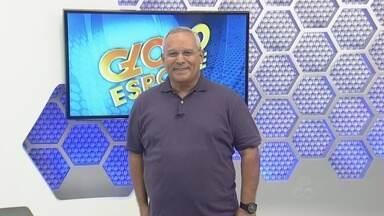 Assista à íntegra do Globo Esporte AM deste sábado (04) - Confia os destaques do esporte amazonense