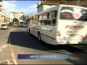 Passagens de ônibus em Bento têm reajuste a partir de quarta - Há três anos as empresas não aumentavam o valor cobrado.