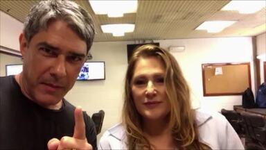#Globo50: Ilze Scamparini conta momento marcante da carreira - A Globo está completando 50 anos. E o jornalismo da Globo também. Hora de comemorar. Reunir pessoas pra lembrar, juntas, trabalhos marcantes.