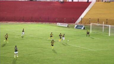 Veja o gol de Rondonópolis 0 x 1 Luverdense - Partida foi disputada no estádio Luthero Lopes