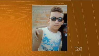 Em Santa Inês, um foragido da Justiça suspeito de assassinato foi preso pela polícia - Em Santa Inês, um foragido da Justiça suspeito de assassinato foi preso pela polícia civil. O suspeito havia fugido para Goiás. Segundo a polícia, estava na capital, Goiânia.