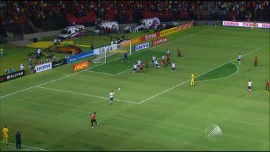 Darino Sena comenta Bahia 0 x 0 Sport - Confira.