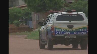 PM reforça patrulhamento para reduzir índices de roubos em Guajará-Mirim - Escola foi furtada pela 25ª vez, bandidos levaram produtos da merenda escolar.