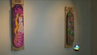 Exposição é realizada em Aracaju - Exposição é realizada em Aracaju.