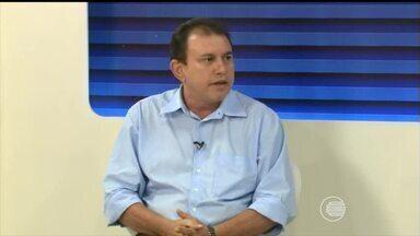 Risco de desabamento em escolas do Piauí coloca em perigo alunos e professores - Superintendente Institucional da SEDUC, fala sobre o assunto.