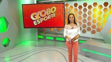 Confira a íntegra do Globo Esporte RS desta quinta (9) - Programa traz os detalhes da classificação do Inter e do Brasil-Pel para as semifinais do Gauchão e a preparação dos times dos confrontos de hoje (9).
