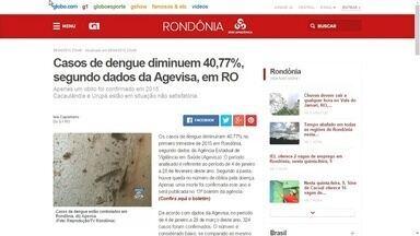 Confira os destaques do G1 Rondônia desta quinta-feira (9) - Veja as principais notícias desta manhã, com Ana Fabre.