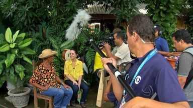 Veja os bastidores do MTTV 1ª edição especial do aniversário de Cuiabá - Veja os bastidores do MTTV 1ª edição especial do aniversário de Cuiabá.