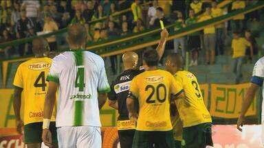 Juventude se classifica para semi-final contra Ypiranga - Ypiranga perdeu em casa por 2 a 0.