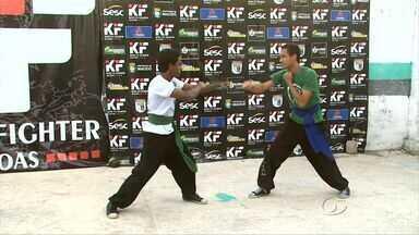 Começa 2º Encontro de Kung Fu Fighter em Maceió - Abertura do evento acontece no Ginásio do Sesc Peço, neste sábado, às 18h.