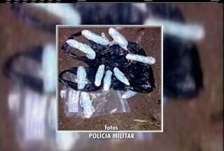 Polícia apreende mil comprimidos de ecstasy em Casimiro de Abreu, no RJ - Droga estava em uma sacola enterrada em um terreno.