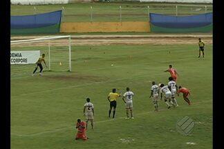 Independente 1 x 1 Gavião; Veja os gols - Galo fica no empate e deixa escapar classificação em casa.