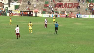 CSE faz valer mando de campo e vence Ipanema - Jogo terminou em 2 a 0, no Estádio Juca Sampaio.