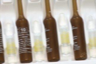 Vacina BCG volta a ser oferecida nos postos de saúde - Vacina ficou em falta durante três semanas.