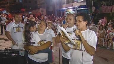 Festa de São Benedito teve fim neste domingo (12), em Manaus - Festividade ocorreu no bairro Praça 14 de Janeiro, Zona Sul de Manaus.