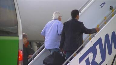 Ex-deputado Pedro Corrêa é transferido para Curitiba - O ex-deputado já cumpria pena por envolvimento no Mensalão e teve prisão preventiva expedida pela Operação Lava Jato.