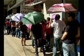 Falta de informação sobre mudanças no seguro-desemprego gerou confusão e filas em Belém - A partir de agora, o trabalhador que for demitido, deve sair do emprego com o agendamento do benefício. A medida foi tomada para melhorar o atendimento nas Superintendências Regionais do Trabalho.