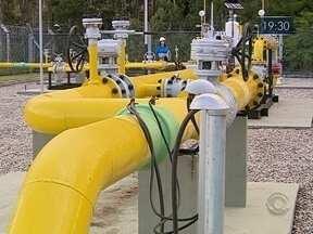 Fornecimento de gás natural é considerado entrave no desenvolvimento da Região Sul - Fornecimento de gás natural tem sido entrave no desenvolvimento da Região Sul. Especialistas explicam que demanda é muito maior que oferta. Entenda.