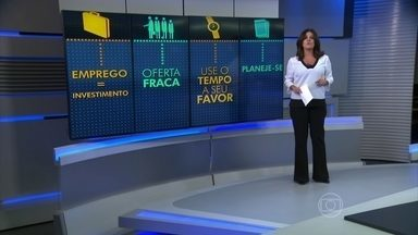 Como investir na carreira - Mara Luquet dá as dicas para quem está pensando em mudar de emprego em busca de melhores condições profissionais. Muitos jovens estão deixando de arriscar, principalmente por estarmos diante de um momento de incertezas econômicas no Brasil.