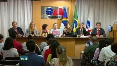 Começa nesta terça o julgamento dos acusados de assassinar o advogado Manoel Mattos - Crime teve repercussão internacional.