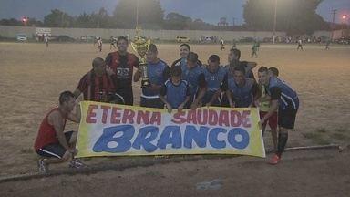 Time 'Fim de Tarde' vence 6ª Copa de Inverno - 'Fim de Tarde' venceu o 'Vasmengo' por 4 a 0.