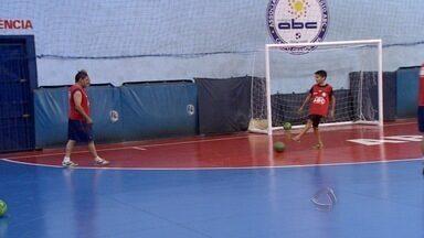 Duas equipes de MS iniciam disputa na Taça Brasil de Futsal - ABC estreia nesta quarta-feira (15) contra o Abílio Nery (AM).