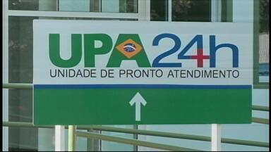 Demora no atendimento do Pronto Socorro provoca reclamações em Uruguaiana, no RS - Enquanto isso, a Unidade de Pronto Atendimento, UPA, que está pronta, só deve ser inaugurada daqui a 60 dias.