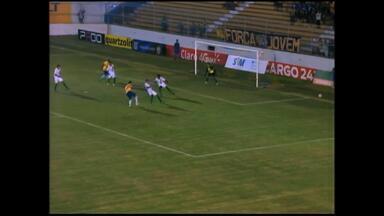 Rio Grande perde para o Pelotas por 2 a 0; veja os gols - Foi a quinta derrota da equipe em sete jogos na Divisão de Acesso.
