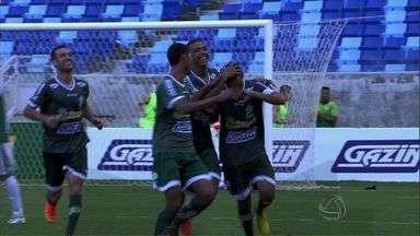 Veja os gols da vitória do Luverdense sobre o Cuiabá - Gols da vitória do Luverdense por 2 a 1 sobre o Cuiabá na Arena Pantanal