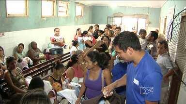 Secretaria de Saúde de Açailândia recebe lote de vacina BCG - A Secretaria de Saúde de Açailândia recebeu um lote de vacina BCG. Mas a quantidade não é suficiente para atender a demanda.