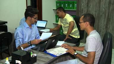 Escritórios de contabilidade ofertam horários extras para declaração do Imposto de Renda - Escritórios de contabilidade ofertam horários extras para declaração do Imposto de Renda.