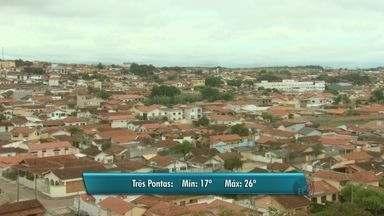 Confira a previsão do tempo para esta segunda-feira (20) no Sul de Minas - Confira a previsão do tempo para esta segunda-feira (20) no Sul de Minas