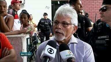 Preso segundo suspeito de participar de chacina em Sobral, no Ceará - Homem foi encaminhado para a Delegacia Municipal de Camocim. De acordo com a polícia, o suspeito estava em um matagal.