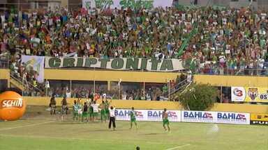 Vitória da Conquista empata com o Colo Colo e é finalista do Bainão - Veja como foi a partida.