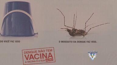 Epidemia de dengue assusta moradores da Baixada Santista - Algumas cidades registram epidemia da doença.
