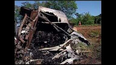 Acidentes em Linhares e Pedro Canário deixam mortos, no ES - Ao todo, foram registrados cinco acidentes graves na BR-101 Norte.