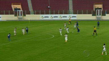 Com gols de Everton Santos e Flávio, Confiança vence Lagarto no Batistão - Com gols de Everton Santos e Flávio, Confiança vence Lagarto no Batistão