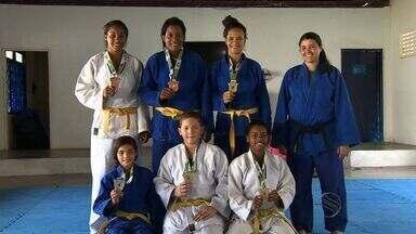Judocas sergipanos participam de etapa regional do Brasileiro na PB - Judocas sergipanos participam de etapa regional do Brasileiro na PB