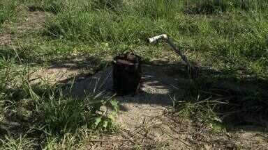 Bomba de água quebrada deixa moradores de Ipioca sem abastecimento - Comunidade da parte alta da região se queixam da falta de água.
