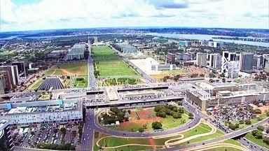 DFTV presta homenagem para Brasília no aniversário da capital - A capital Federal comemora nesta terça-feira (21), 55 anos de história. O DFTV Primeira Edição mostra o que a cidade possui de maior destaque.