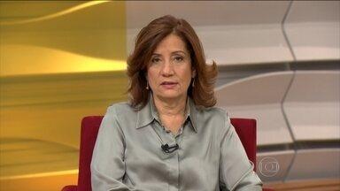 Miriam Leitão fala sobre divulgação da nova taxa de juros da economia - O Banco Central anuncia a nova taxa de juros nesta quarta-feira (29). Para a colunista, a instituição vai subir os juros em talvez meio ponto percentual, indo para 13,25%.
