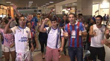 Bahia embarca confiante para segunda partida da final contra o Ceará - Confira as noticias e a análise do tricolor baiano.