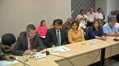 Diretoria da Arsec foi empossada nesta terça-feira em Cuiabá - Diretoria da Arsec foi empossada nesta terça-feira em Cuiabá.