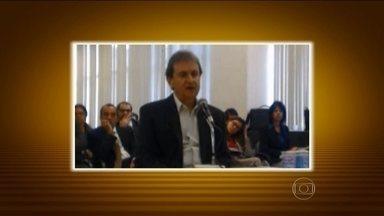 Youssef presta novo depoimento na Justiça Federal - O doleiro Alberto Youssef reafirmou as denúncias contra diretores da estatal, políticos e os executivos das empreiteiras.