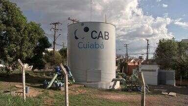 Projeto aprovado na Câmara de Cuiabá prevê desconto na conta de água na falta do serviço - Projeto aprovado na Câmara de Cuiabá prevê desconto na conta de água na falta do serviço