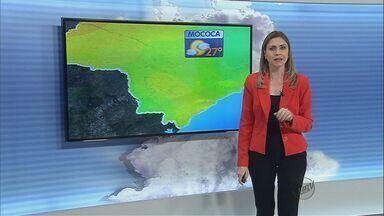 Confira a previsão do tempo para a região de São Carlos e Araraquara neste sábado (9) - Confira a previsão do tempo para a região de São Carlos e Araraquara neste sábado (9)