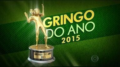 Jogadores estrangeiros que tiverem a maior média no Cartola levam o troféu Gringo do Ano - Prêmio só vale para os jogadores que disputarem pelo menos 40% das partidas.