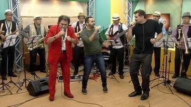 Paneiro - BLOCO 3 - Nunes Filho, Nicolas Júnior e Orquestra de Beiradão do AM são as atrações deste sábado.