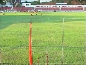América TO e Social fazem jogo pela liderança do Módulo II - Dragão conta com a força do estádio Nassri Mattar para desbancar o Saci